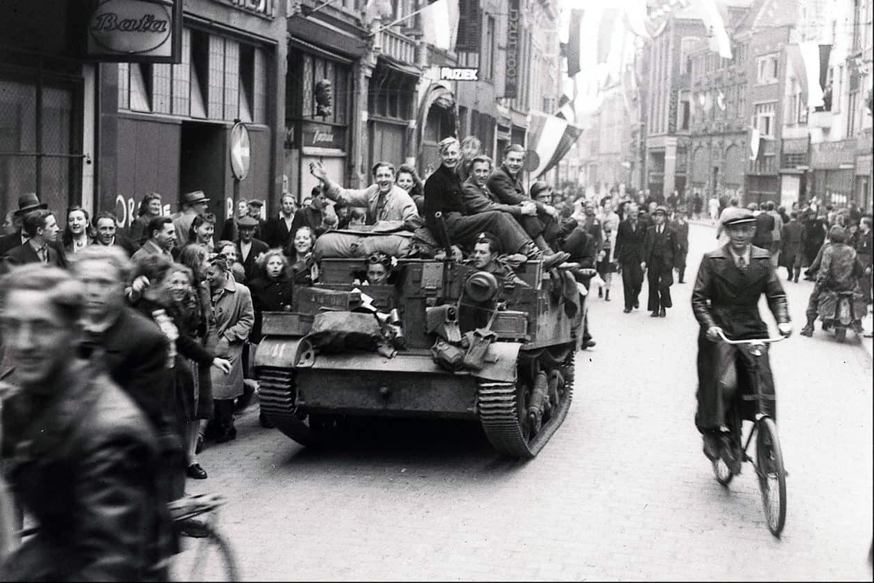 Liberation of The Netherlands