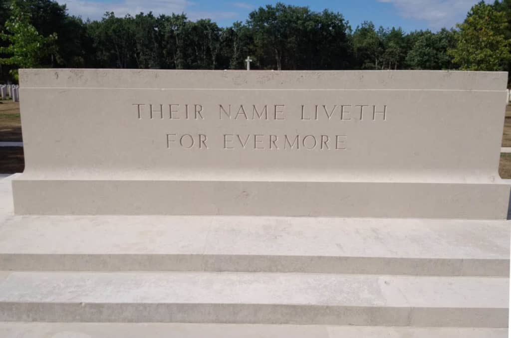 Their Name Lived For Evermore