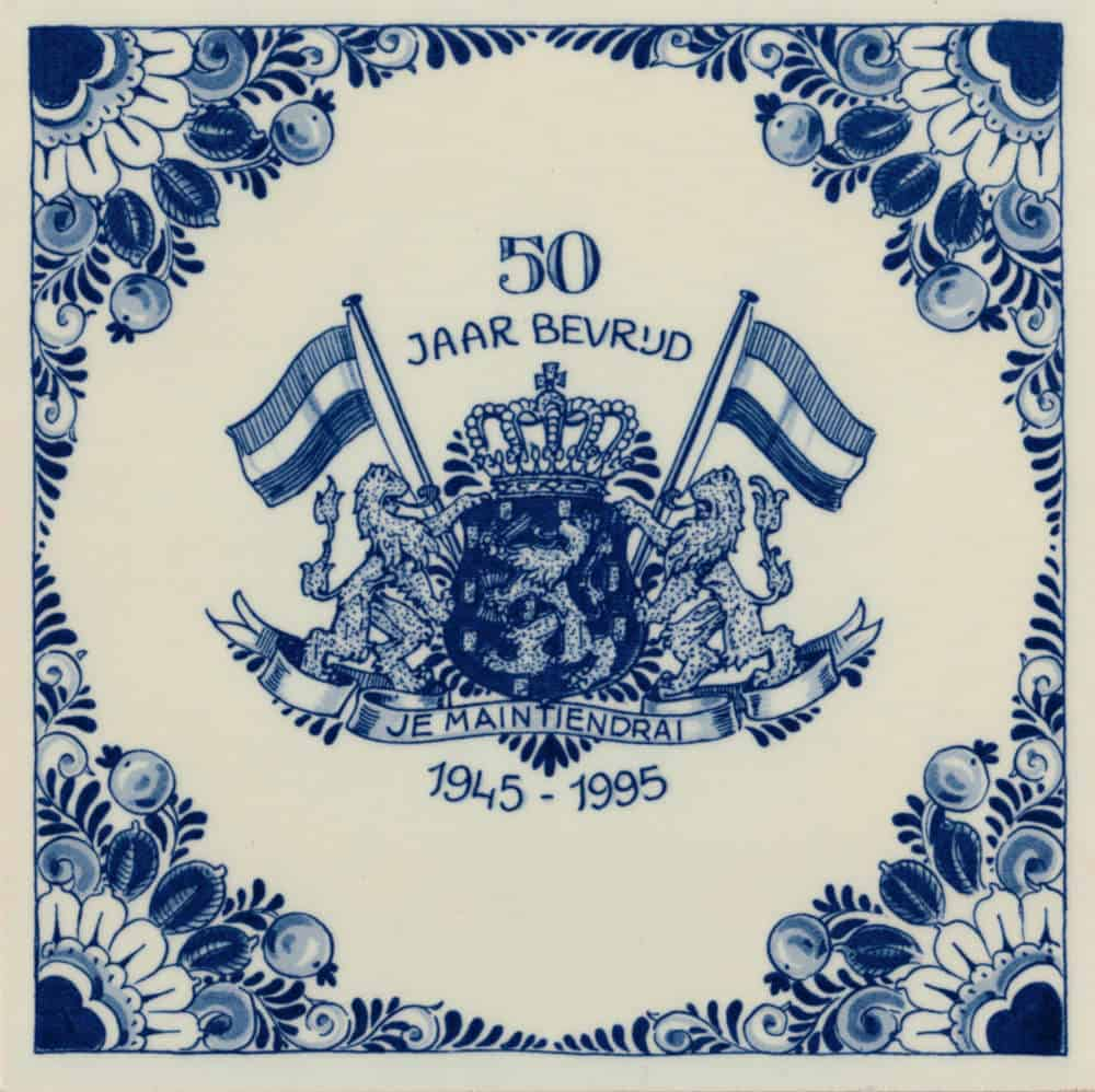 Tile 50 Years  Liberation